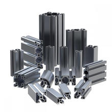Anodized aluminium extrusion industry profile